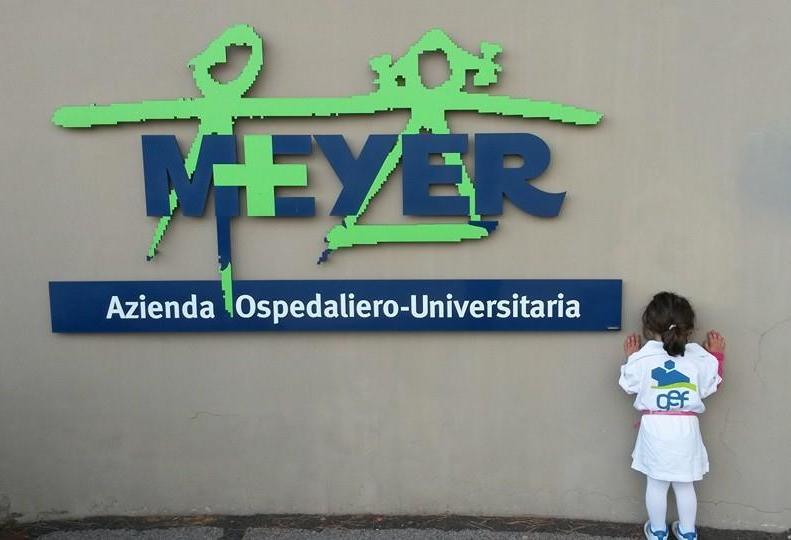 Evento: donazione GEF pro Fondazione Ospedale Pediatrico Meyer